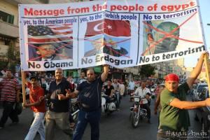 Der arme arme Erdogan, keiner mag ihn