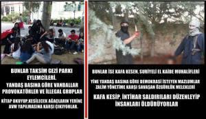 So ist das nun mal mit der Doppelmoral der AKP