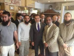 Na wen haben wir denn da? AKP und Salafisten in Köln