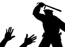 Der AKP-Polizist ist kein Helfer, kein Retter, sondern Regimetäter