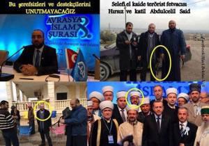 """Abdulcelil Caid türkischer Imam und """"Hilfsorganisationsleiter"""""""