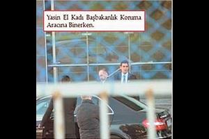 Erdogans Bodyguards eskortieren Al-Qaida Terrorist Yasin al-Qadi...