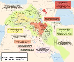 Kobani bzw. Ayn El-Arab ist ein wichtiges Gebiet für kurdische Terroristen, es sichert den Korridor zum Nordirak.