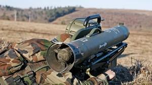 PKK/PYD-Terroristen besitzen nun deutsche Raketenwerfer