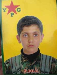 """Dieses tote Kind soll ein """"Märtyrer"""" sein. Verheizt von der kurdischen PKK"""