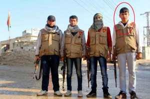 Die PKK rerkrutiert auch in Deutschland Kinder und Jugendliche (siehe Verfassungsschutzberichte)