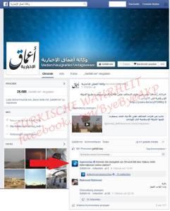 Der Tagesspiegel fragt Propagandamedium der ISIS nach Infos